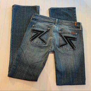 7 for all mankind Flynt 28